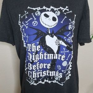 Disney's Nightmare Before Christmas tee